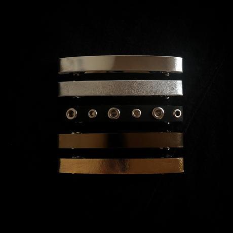 Tbarrette / Mirror silver