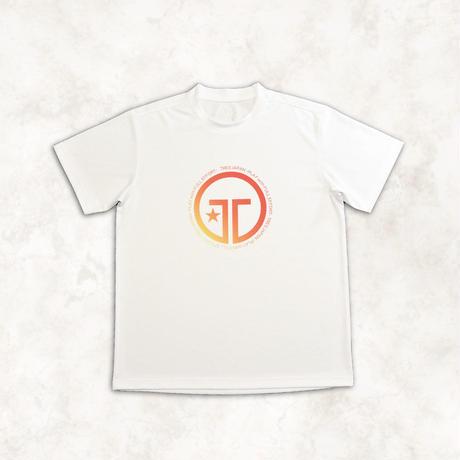 トレスロゴTシャツ(オレンジ)