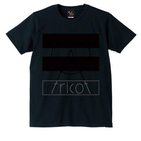 SUPER BLACK LOGO T-SHIRTS