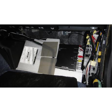 ~2009y 逆輸入U.S.A並行LEXUSに地デジ&国内ナビを接続できる外部入力アダプター
