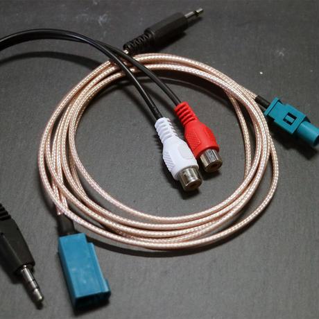 輸入車用 FMモジュレーター(最小サイズ・低ノイズ・高音質)TR-FFMX01