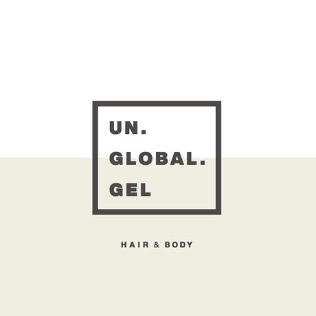 un.GLOBAL.GEL -アン.グローバルジェル- 『リシェスローズ(バラの香り)』300ml《2本SET》