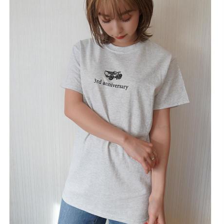3周年記念フォトTシャツ