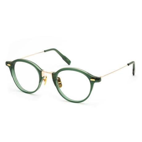 OG × OLIVER GOLDSMITH:オージーバイオリバーゴールドスミス《Baker  Col.114-2》眼鏡 フレーム