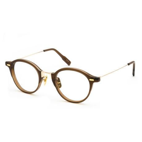 OG × OLIVER GOLDSMITH:オージーバイオリバーゴールドスミス《Baker Col.115-2》眼鏡 フレーム