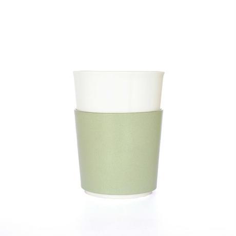 RHYTHMOS:リュトモス《Latte -ラテ Col.Pistachio》 カップホルダー 2017SS限定カラー