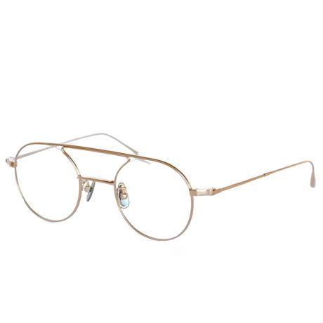 YUICHI TOYAMA.:ユウイチ トヤマ《U-067 Hannes Col.08》眼鏡フレーム