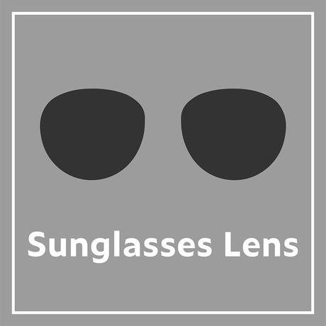 サングラスレンズ《度付き・カラーレンズ / 薄型 1.60素材 二枚一組》