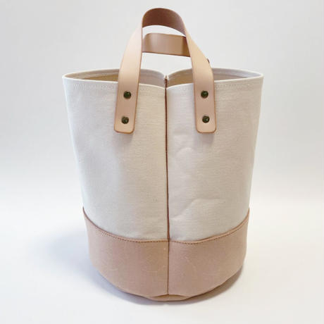 Canvas Bucket + handle
