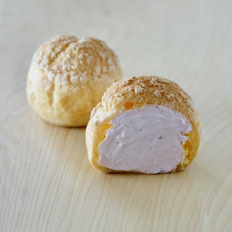 シュークリームセット(ミルク2個+いちごみるく2個セット)