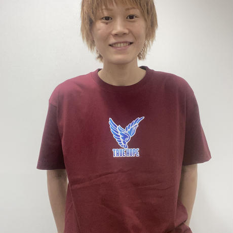 TRUE HOPE ロゴ入りTシャツ