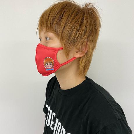オリジナルマスク(レッド)