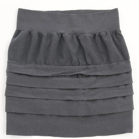 上質な肌触りレギンスオンスカート