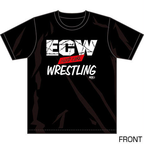 ECW HARD CORE WRESTLING Tシャツ