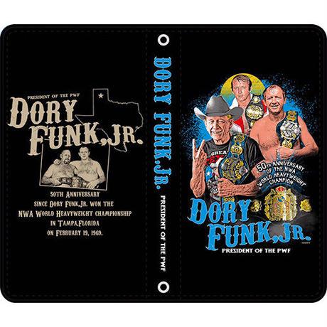 ドリー・ファンクJr. 直筆サイン入り NWA世界ヘビー級王座獲得50周年記念スマートフォンカバー