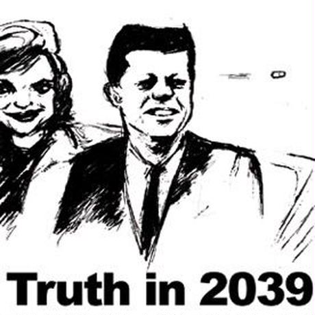 JFK Truth in 2039 ブラック