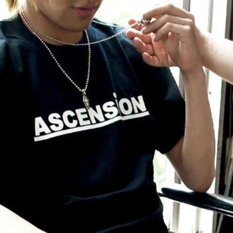 アセンションTシャツ ブラック