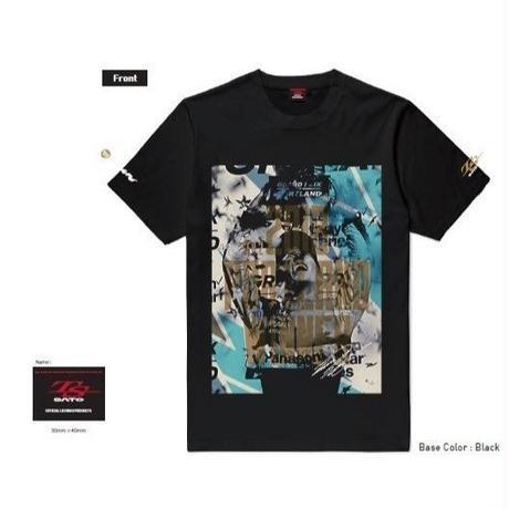 Portland Champion Print T-Shirt