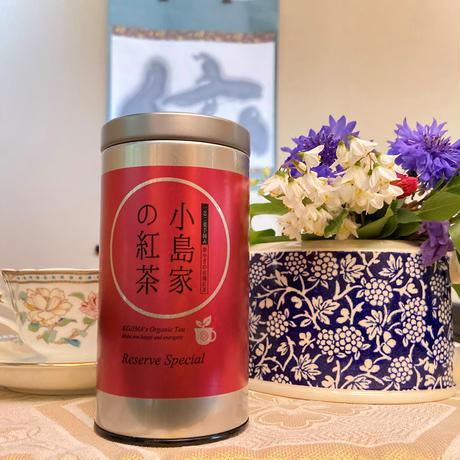 【椿セレクション】『小島家の紅茶』 60g 缶入り