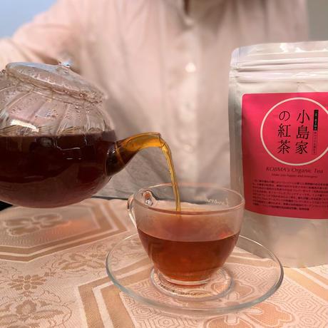 【椿セレクション】小島家の紅茶60g入り小袋
