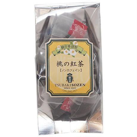 【ノンカフェイン紅茶】桃の紅茶 ティーバッグ 3g×10p