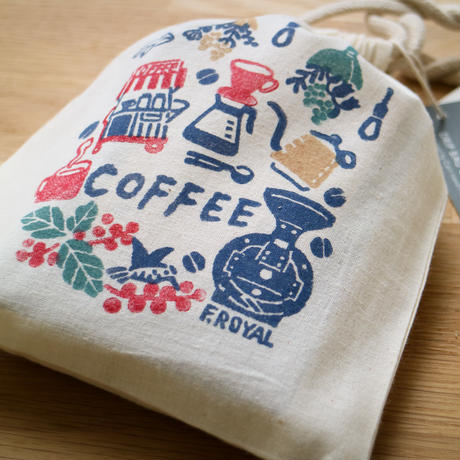 DRIP BAG COFFEE 巾着セット  【HIMAWARI】