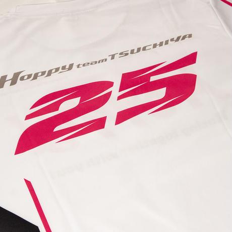 2020-2021 HOPPY team TSUCHIYA オリジナルTシャツ