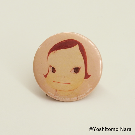 奈良美智 缶バッチ[小]