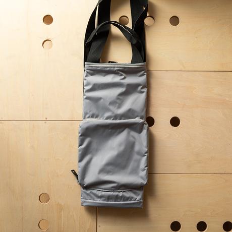 建築倉庫オリジナル ポケッタブルバッグ(Gray)