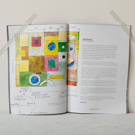Steven Holl:Making Architecture Official Booklet