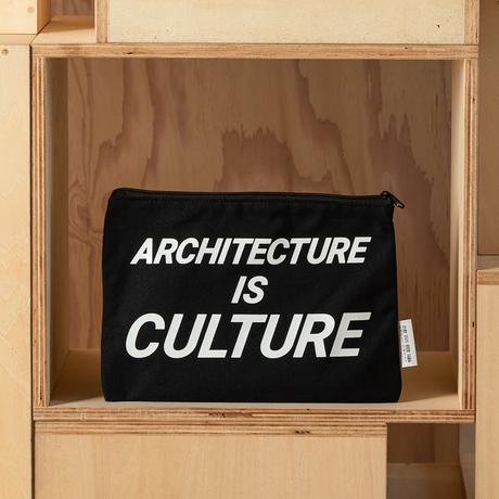 建築倉庫オリジナル メッセージポーチ(A5)