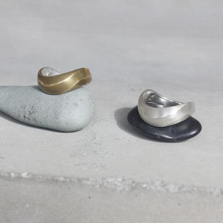 Nami brass ring