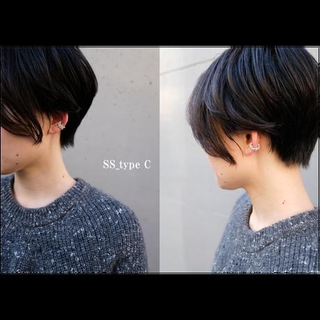Tama-ajisai    (SS)  SIlver Earcuff    Type A〜D