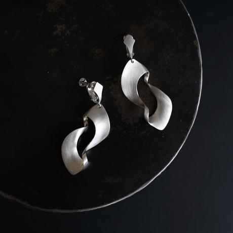 kanban silver earing
