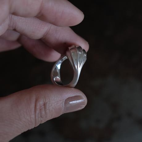 Asatsuki Tsuboi Silver Ring