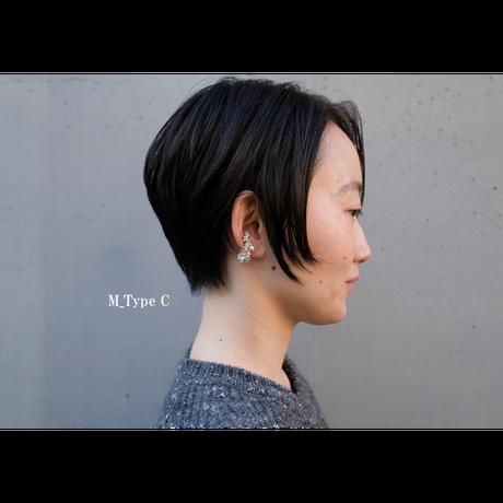 Tama-ajisai    (M)  SIlver Earcuff    Type A〜C