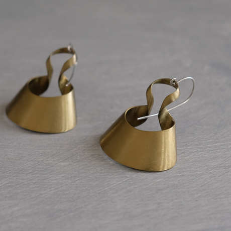 bobo  brass pierce -無地-