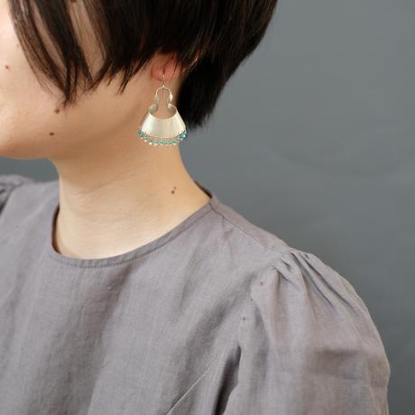 bobo (S) silver pierce beads