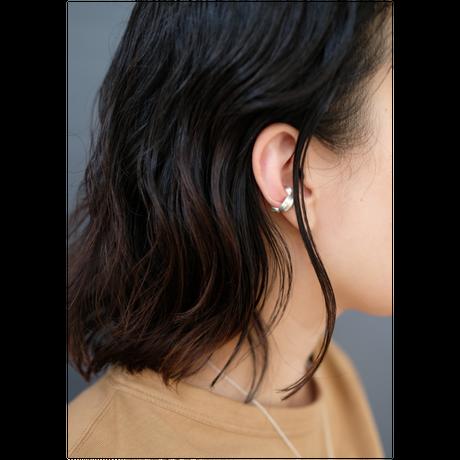 Asatsuki Tsuboi silver earcuff (S)