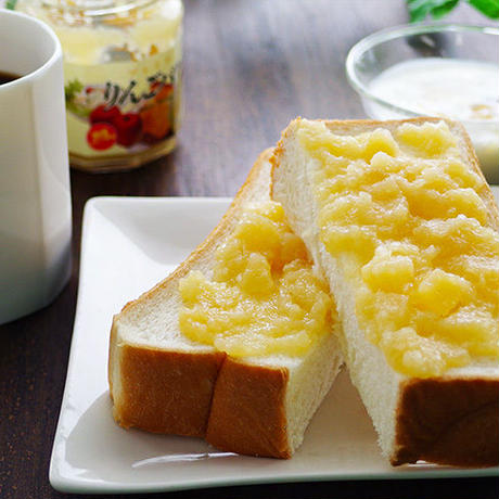 プレミアム りんごバター