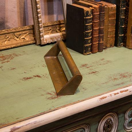 大きめアンティーク真鍮ドアハンドルB