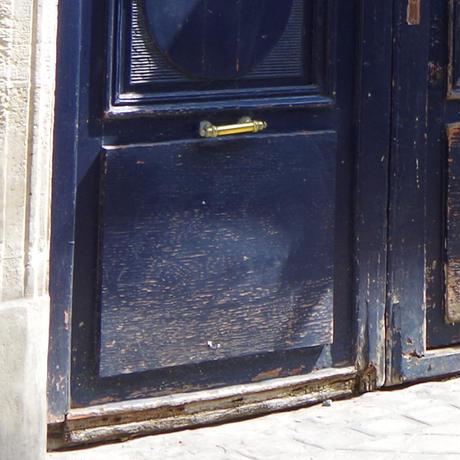 アンティーク真鍮ドアハンドル