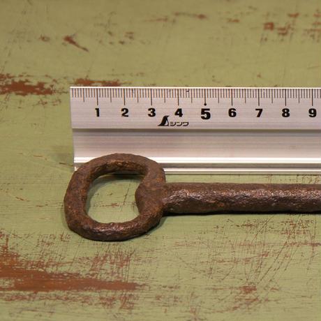 大きめアンティークな鍵5