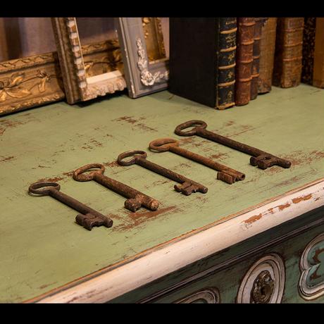 大きめアンティークな鍵3