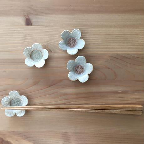 箸置き 紅梅/白梅