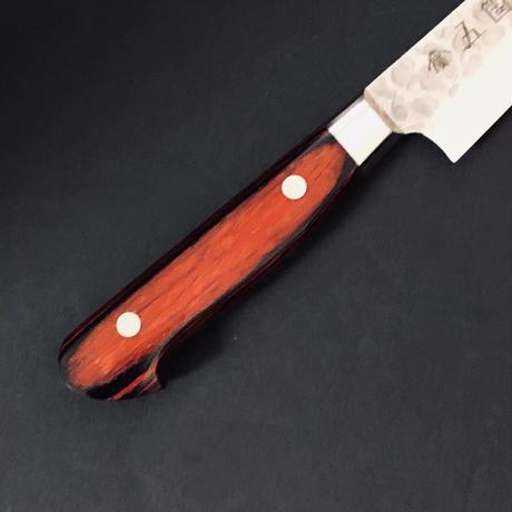 五箇伝 33層ダマスカスペティナイフ12cm