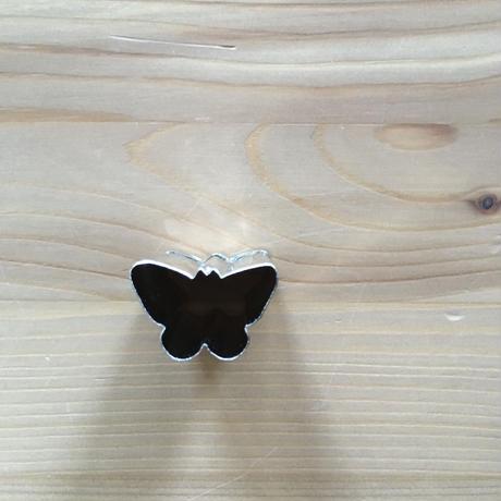 抜き型 蝶 小