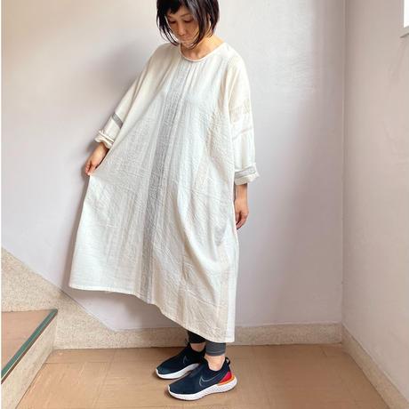 tamaki niime fuwa-T ALL cotton100%