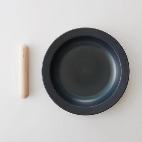【 JIU 】フライパンジュウ│L (24 cm) + ビーチウッドハンドルセット