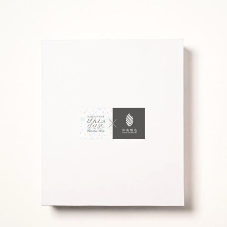 「郷(GO)DOLCE」720ml x ぽんしゅグリア4本 セットGIFT BOX